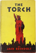 Books:First Editions, Jack Bechdolt. The Torch. Philadelphia: Prime Press, 1948.Signed by Bechdolt on the front endpaper. Dust ja...