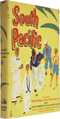 Books:First Editions, Richard Rodgers & Oscar Hammerstein, 2nd. South Pacific; AMusical Play. New York: Random House, 1949. First edition...