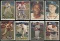 Baseball Cards:Lots, 1957 Topps Baseball Collection (263). ...