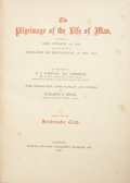 Books:First Editions, John Lydgate. The Pilgrimage of the Life of Man Englished byJohn Lydgate From the French of Guillaume de Deguileville...