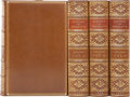 Books, George Rawlinson. History of Herodotus. London: John Murray,1880. Four octavo volumes. Contemporary tan polishe... (Total: 4Items)