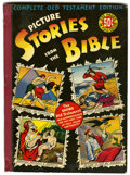 Golden Age (1938-1955):Religious, Picture Stories from the Bible Complete Old Testament (EC, 1943)Condition: FN-....