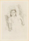 Prints:American, PAIR OF 20TH CENTURY AMERICAN ETCHINGS. ... (Total: 2 Items)