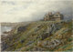 The Hon. Paul H. Buchanan, Jr. Collection  WILLIAM TROST RICHARDS (American, 1833-1905) Graycliff, the Artist's Home, N...