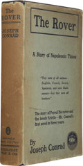 Books:First Editions, Joseph Conrad. The Rover. New York: Doubleday, Page &Company, 1923. First American edition....