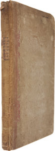 Books:First Editions, Henry Lee. Observations on the Writings of Thomas Jefferson,with Particular Reference to the Attack They Contain on the...