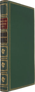 Books:First Editions, Alfred Lord Tennyson. Enoch Arden. London: Edward Moxon& Co., 1864. First edition. Small octavo....