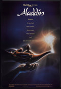 "Movie Posters:Animated, Aladdin (Buena Vista, 1992). One Sheet (27"" X 40"") DS Advance. Animated.. ..."
