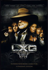 "The League of Extraordinary Gentlemen (20th Century Fox, 2003). One Sheet (26.75"" X 40"") SS Advance. Action..."