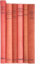 Books:First Editions, W. Somerset Maugham. Six Plays, One Signed, including:... (Total: 6Items)
