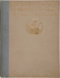 Books:First Editions, Edith Wharton [editor]. The Book of the Homeless. New York:Charles Scribner's Sons, 1916.. First edition, limited...