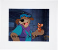 Animation Art:Production Cel, Tom and Jerry Animation Production Cel Set-Up Original Art(Hanna-Barbera, 1999)....