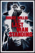 """Movie Posters:Action, Last Man Standing (New Line, 1996). One Sheet (27"""" X 41"""") SS Advance. Action.. ..."""