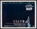 "Movie Posters:Adventure, The Deep (Columbia, 1977). Half Sheet (22"" X 28""). Adventure.. ..."