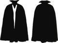 Movie/TV Memorabilia:Costumes, Blackstone Velvet Capes Set.... (Total: 2 Items)