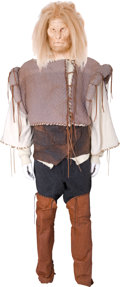 Movie/TV Memorabilia:Costumes, Ron Perlman's Beauty and The Beast Costume with Likeness.... (Total: 4 Items)
