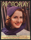 """Movie Posters:Miscellaneous, Photoplay (April, 1939 ). Magazine (102 Pages, 10.5"""" X 13.75""""). Miscellaneous.. ..."""