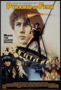 "Movie Posters:Adventure, Young Sherlock Holmes (Paramount, 1985). British One Sheet (27"" X40""). Adventure. Released in Great Britain as Pyramid o..."