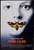 """Movie Posters:Thriller, The Silence Of The Lambs (Orion, 1990). One Sheet (27"""" X 40"""") DS. Thriller.. ..."""