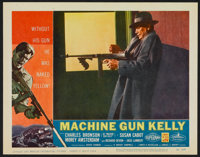 "Machine Gun Kelly (American International, 1958). Lobby Card Set of 8 (11"" X 14""). Crime. ... (Total: 8 Items)"