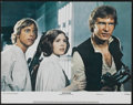 """Movie Posters:Science Fiction, Star Wars (20th Century Fox, 1977). Lobby Card Set of 8 (11"""" X14""""). Science Fiction.. ... (Total: 8 Items)"""