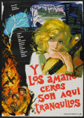 "Movie Posters:War, And Quiet Flows the Don (Sovexportfilm, 1957). Spanish Poster(31.5"" X 45""). War.. ..."