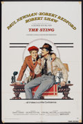"""Movie Posters:Crime, The Sting (Universal, 1974). One Sheet (27"""" X 41""""). Crime.. ..."""