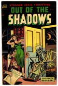 Golden Age (1938-1955):Horror, Out Of The Shadows #9 (Standard, 1953) Condition: FN+....