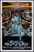 "Movie Posters:Science Fiction, Buck Rogers in the 25th Century (Universal, 1979). One Sheet (27"" X 41"") Style B. Flat Folded. Science Fiction.. ..."