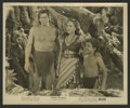 "Movie Posters:Adventure, Tarzan Triumphs and Others Lot (RKO, R-1949). Photos (3) (8"" X10""). Adventure.. ... (Total: 3 Items)"