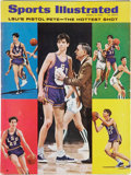 Basketball Collectibles:Others, Pete Maravich Memorabilia Group of 5. ...