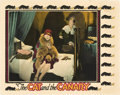 "Movie Posters:Horror, The Cat and the Canary (Universal, 1927). Lobby Card (11"" X 14"")....."