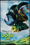 "Movie Posters:Animated, A Bug's Life (Buena Vista, 1998). One Sheets (2) (27"" X 40"") DSAdvance Heimlich and Cast Style. Animated.. ... (Total: 2 Items)"