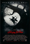 "Movie Posters:Fantasy, Sleepy Hollow (Paramount, 1999). One Sheet (27"" X 40"") DS Advance.Fantasy.. ..."