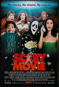 """Movie Posters:Comedy, Scary Movie Lot (Dimension, 2000). One Sheets (4) (27"""" X 40"""") Advance. Comedy.. ... (Total: 4 Items)"""