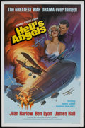 "Movie Posters:War, Hell's Angels (Universal, R-1979). One Sheet (27"" X 41""). War.. ..."