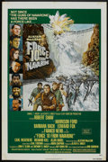 "Movie Posters:War, Force 10 from Navarone (American International, 1978). One Sheet(27"" X 41""). War.. ..."