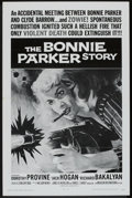 """Movie Posters:Crime, The Bonnie Parker Story (American International, R-1968). One Sheet(27"""" X 41""""). Crime.. ..."""
