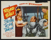 """Comedy Lot (Paramount & MGM, 1951-1954). Title Lobby Card and Lobby Cards (2) (11"""" X 14""""). Comedy..."""