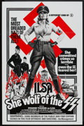 "Movie Posters:Cult Classic, Ilsa, She Wolf of the SS (Cambist Films, 1975). One Sheet (27"" X41""). Cult Classic.. ..."