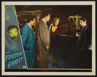 "The Frozen Ghost Lot (Universal, 1944). Lobby Cards (2) (11"" X 14""). Horror. ... (Total: 2 Items)"