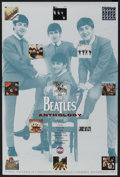 "Movie Posters:Rock and Roll, The Beatles Anthology (ABC, 1995). Television Poster (27"" X 41"").Rock and Roll.. ..."