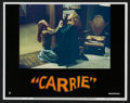 "Movie Posters:Horror, Carrie (United Artists, 1976). Lobby Cards (5) (11"" X 14""). Horror.. ... (Total: 5 Items)"