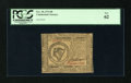 Colonial Notes:Continental Congress Issues, Continental Currency November 29, 1775 $8 PCGS New 62....