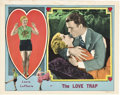 """Movie Posters:Comedy, The Love Trap (Universal, 1929). Lobby Cards (3) (11"""" X 14"""").. ...(Total: 3 Items)"""