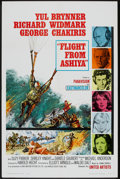 "Movie Posters:Adventure, Flight from Ashiya (United Artists, 1964). One Sheet (27"" X 41"").Adventure.. ..."