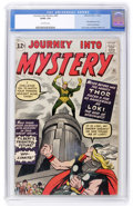 Silver Age (1956-1969):Superhero, Journey Into Mystery #85 (Marvel, 1962) CGC GD/VG 3.0 Off-white pages....