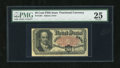 Fractional Currency:Fifth Issue, Fr. 1381 50c Fifth Issue PMG Very Fine 25....