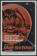 """Movie Posters:Science Fiction, The Angry Red Planet (American International, 1960). One Sheet (27""""X 41""""). Science Fiction. Starring Gerald Mohr, Nora Hayd..."""