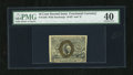 Fractional Currency:Second Issue, Fr. 1246 10c Second Issue PMG Extremely Fine 40....